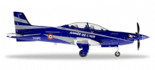 Pilatus PC-21 French Air Force Armee De L'Air Herpa Collectors Model Scale 1:200 580335 G